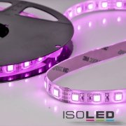 LED HEQ-Flexband, 24V, 14,4W, IP66, RGB
