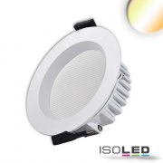 LED Downlight UGR<19, 13W, rund 110mm, CRI90, Colorswitch...