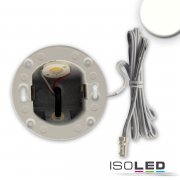 SYS-MiniAMP - LED Wandeinbauleuchte SYS-WALL-68 24V, 3W,...