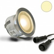 SLIM-OUT - SET: LED Bodenstrahler MINI-V2, rund, IP67,...