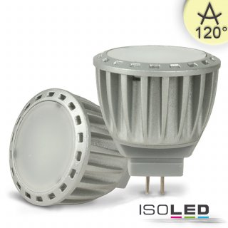 MR11 LED 4W, diffuse, warmweiß, dimmbar