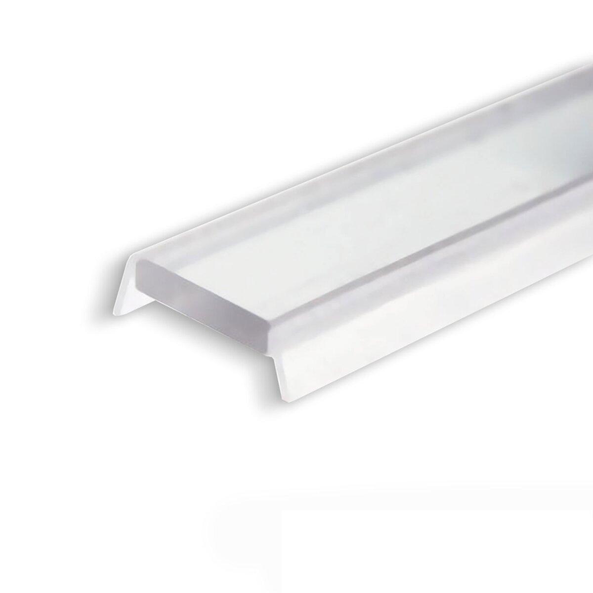 10er Packung Klar Befestigungsklemmen für 12mm Max Ip68 LED Streifen 5050 Größe
