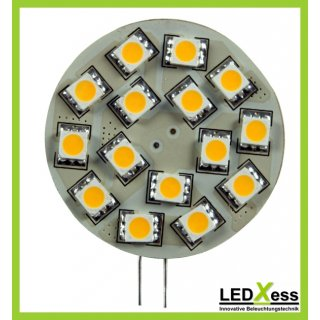 LED Retrofit G4 15x SMD ww