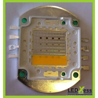 LED SMD Power LED RGB warmweiß 30W