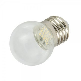 LED Retrofit E27 Tropfenlampe warmweiß B40 1,5 Watt