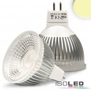 MR16 LED Strahler 6W GLAS-COB, 70°, warmweiss, dimmbar