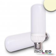 E27 LED Corn 9 Watt, Glas klar, warmweiss
