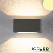 LED Wandleuchte UP&DOWN, IP54, 4x3W CREE, anthrazit,...