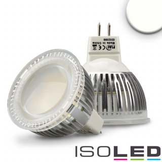 MR16 LED Strahler 6W Glas diffuse, neutralweiss