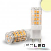 G9 LED 51SMD, 3,5W, warmweiss