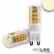 G9 LED 51SMD, 5W, warmweiss