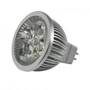 Retrofit LED GX5,3, 4x1W, warmweiß, dimmbar