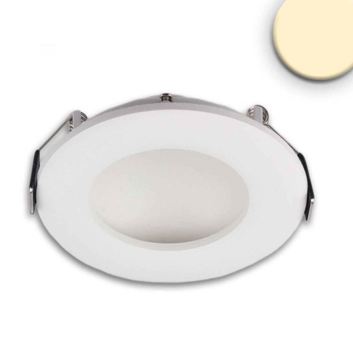 led downlight luna indirektes licht 8w warmwei. Black Bedroom Furniture Sets. Home Design Ideas