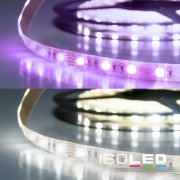 LED SIL-Flexband, 24V, 19W/m, 95W, IP20, RGB+KW