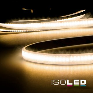 LED CRI927-Flexband LINEAR, 24V/DC,  6W/m (30W), IP54, warmweiß 2700K, 5m/Rolle