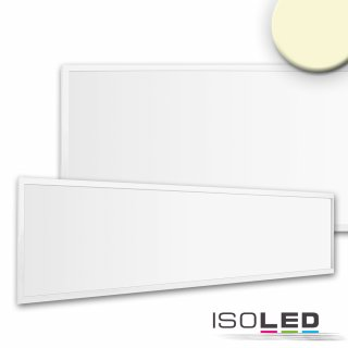 LED Panel Business Line 1200 UGR<19 2H, 36W, Rahmen weiß, warmweiß, 1-10V dimmbar