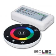 Wireless Touch RGB Funk-Controller ROUND, 3x4A, 12-24V DC