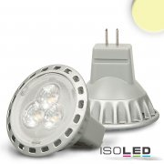 MR11 LED 1,6W, 30° warmweiß