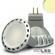 MR11 LED 1,6W, Diffuse, warmweiß