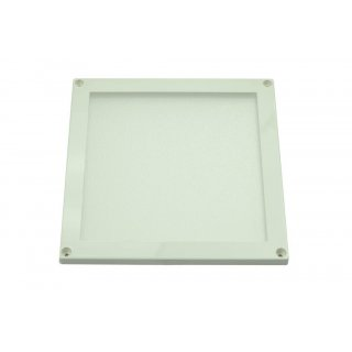LED Panel MINI 100*100, 3W, 12V/DC, warmweiss, dimmbar