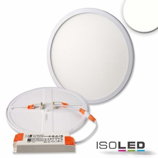 LED Einbau-Downlight FLEX - 23W, UGR<19, 120°, Lochausschnitt 50-210mm, neutralweiß