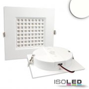 LED Downlight PRISM - 25W, IP54, neutralweiß, dimmbar