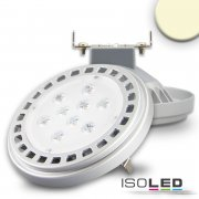 LED AR111 G53 Spot, 11 Watt, 30°, warmweiß, dimmbar
