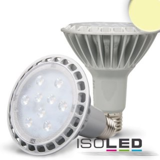 LED PAR30, E27, 230V, 11W, 30°, warmweiß, dimmbar