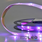 LED SIL-Flexband, 12V, 7,2W, IP66, RGB, 5m/Rolle
