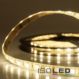 LED SIL830-Flexband, 24V, 14,4W/m (72W), IP66, warmweiß 3000K, 5m/Rolle