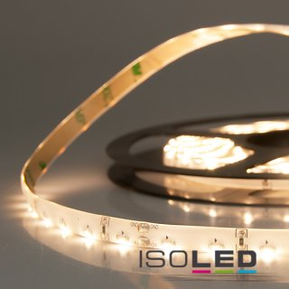 LED SIL-SideLED-Flexband, 24V, 4,8W, IP66, warmweiß, 5m/Rolle