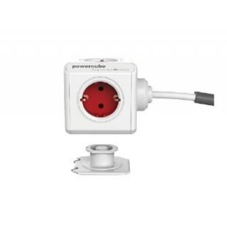 ALLOCACOC PowerCube Extended - 3m - weiss/rot