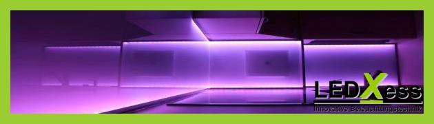 LED Flexbänder RGB